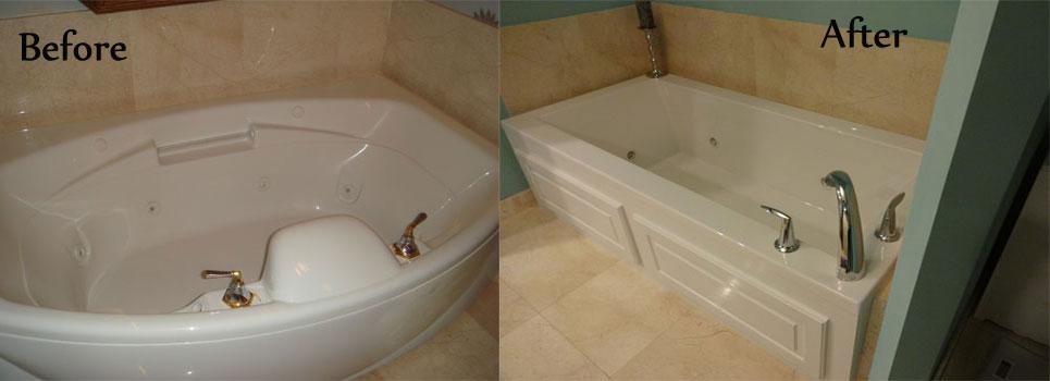 New Style Bathtub
