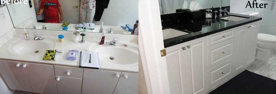 New Vanity Guest Bath